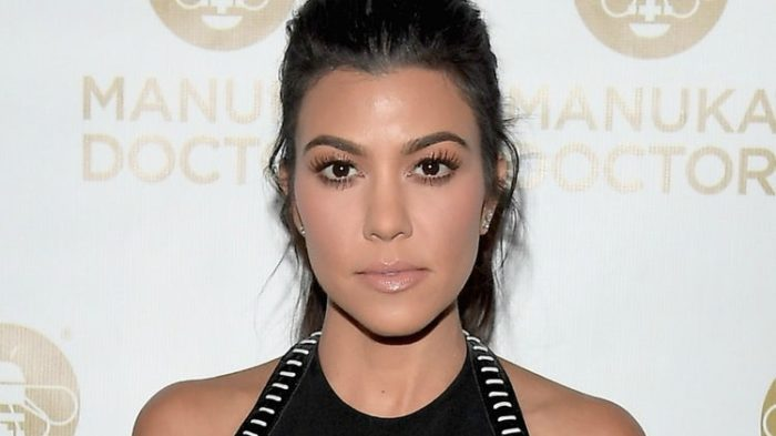 Kourtney Kardashian Pulls Off Lingerie in Public — See the Sexy Pics!