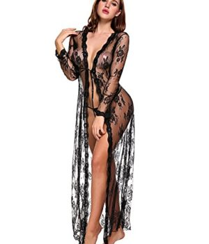 06fec593e Lingerie for Women Sexy Long ...
